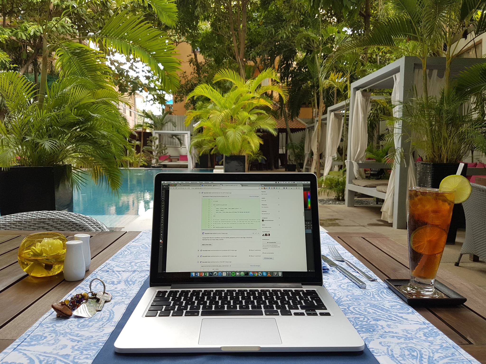 devenir digital nomad